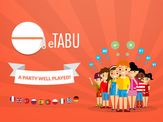 eTABU PRO screenshot 6