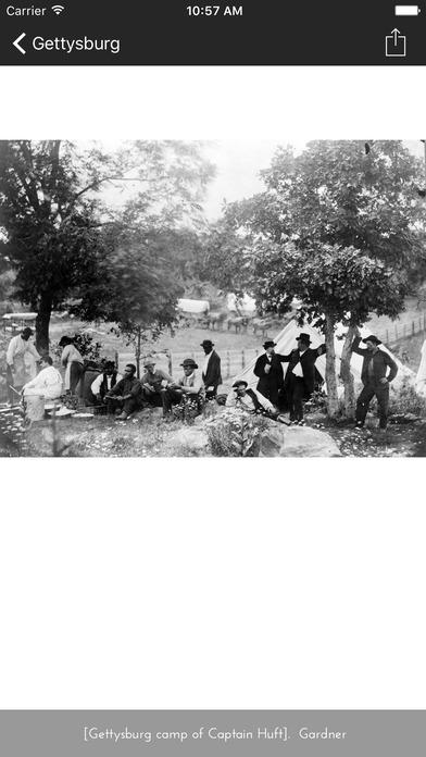 Battle of Gettysburg iPhone Screenshot 3