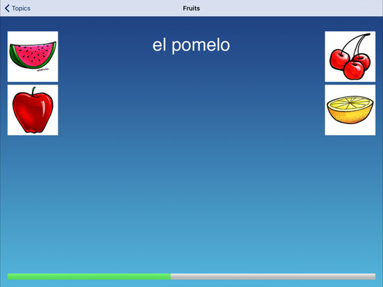 PowerspeaK¹² Spanish iPad Screenshot 4