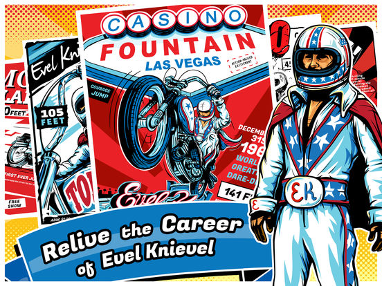 Evel Knievel Screenshots