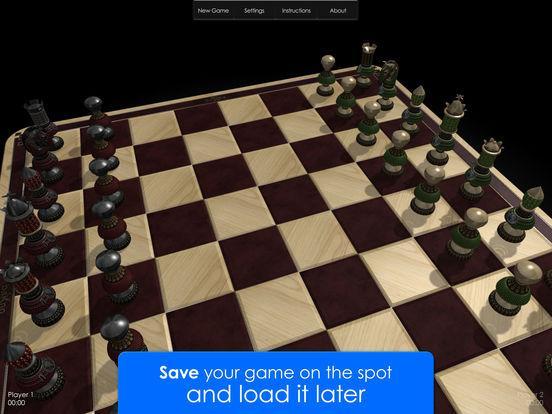 Chess HD iPad Screenshot 5