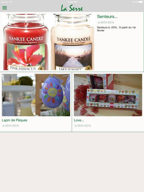 app shopper la serre books. Black Bedroom Furniture Sets. Home Design Ideas