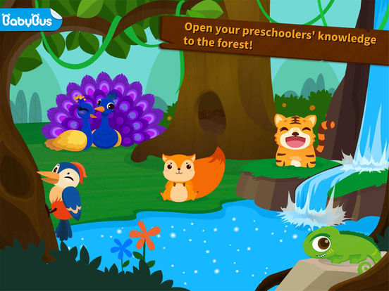 Friends of the Forest— Animals in action Screenshots