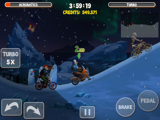 Crazy Bikers 2 Free screenshot