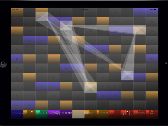 Music Synthesizer:Create melody sound by free app Screenshots
