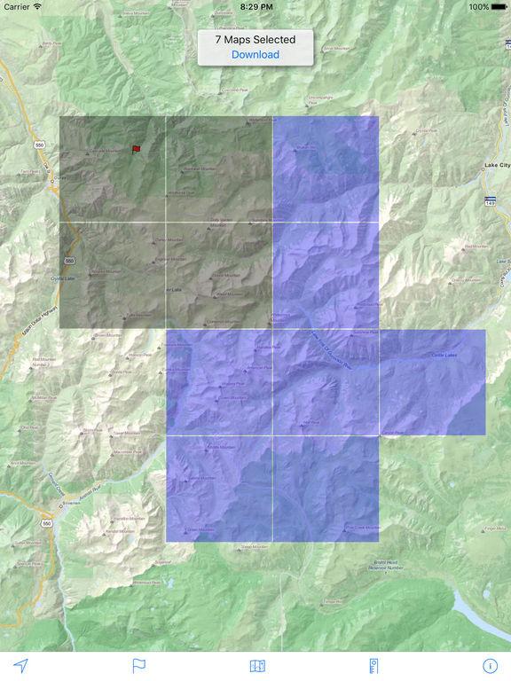Topo Maps US screenshot