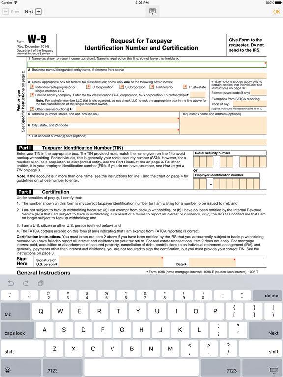 sign pdf on ipad free