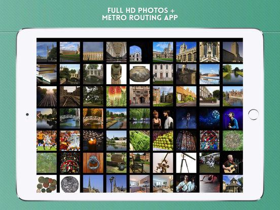 Cambridge Travel Guide iPad Screenshot 5