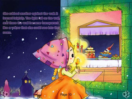 iBigToy Interactive Book-The Little Mermaid HD iPad Screenshot 5