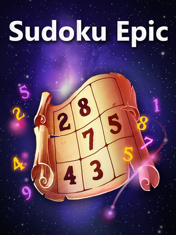 Sudoku Epic screenshot