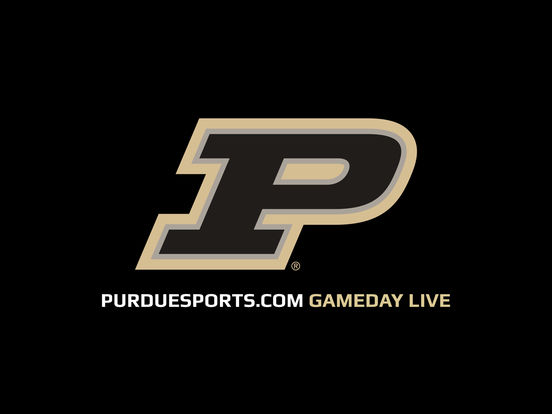 Purdue Sports iPad Screenshot 1
