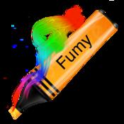 烟雾图像 Fumy
