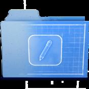 自定义文件夹图标 Icona Folder