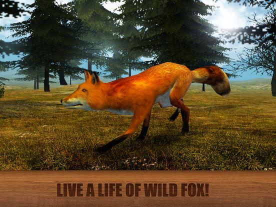 Real Fox Survival Simulator Full screenshot 5