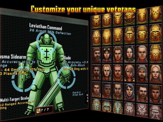 Templar Battleforce RPG Full Game HD Screenshots