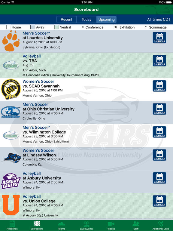 mount vernon cougars personals Shop for a wide selection of custom mount vernon nazarene university cougars blankets from prep sportswear design your own blankets in an unlimited combination of styles and colors.