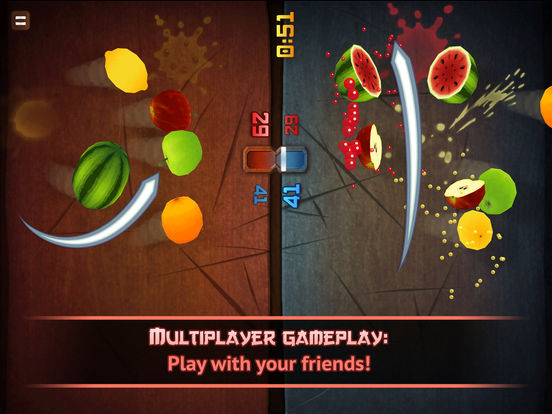Fruit Ninja Classic Screenshots