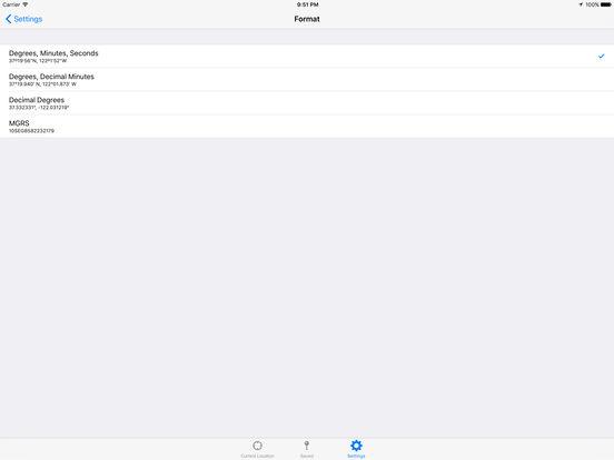 Current Altitude Free iPad Screenshot 3