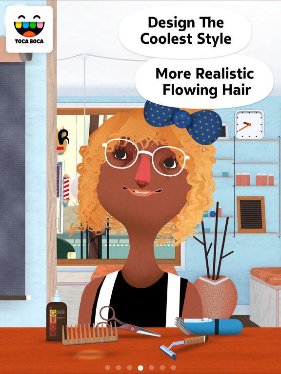 Toca Hair Salon 2 Screenshots