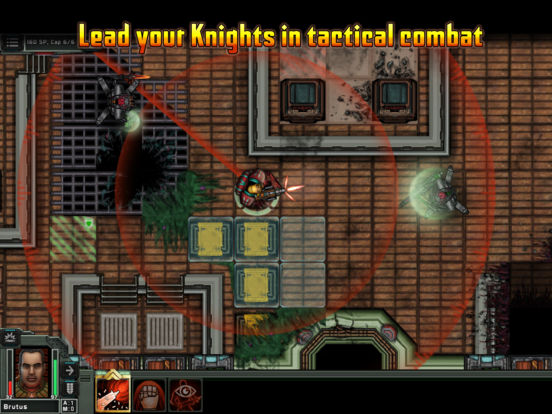 Templar Battleforce RPG Full Game HDscreeshot 1