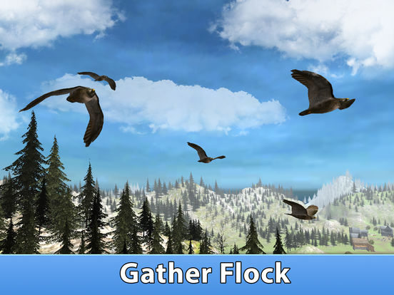 Wild Falcon Survival Simulator 3D Full screenshot 6