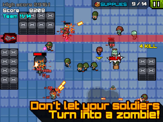 Call of Commander : Zombie Island Screenshots