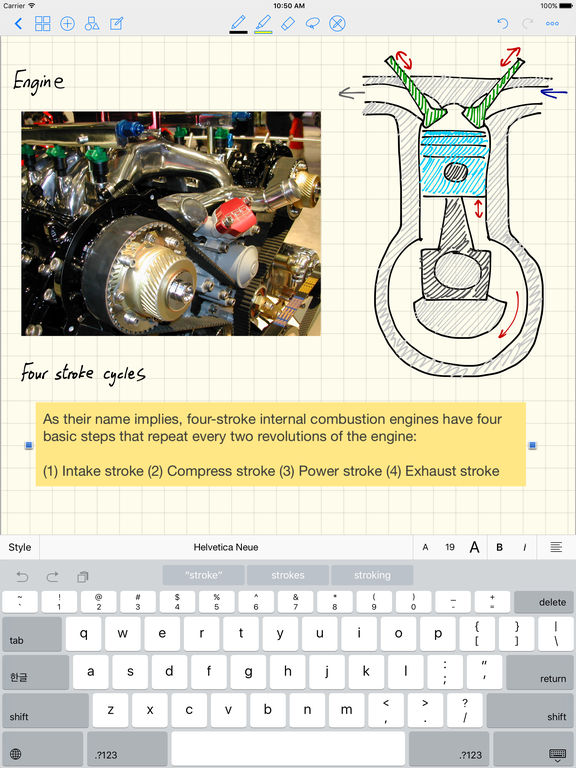 GoodNotes 4 - Notes & PDF screenshot