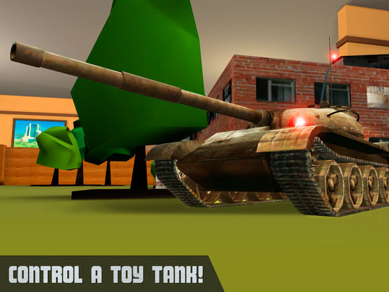 Tank Toy Battle Wars 3D Full Screenshots