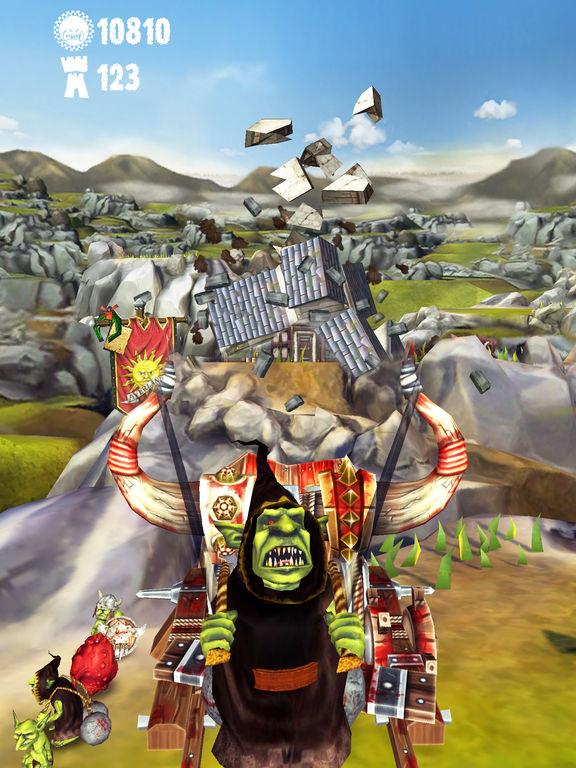 Скачать Warhammer: Snotling Fling