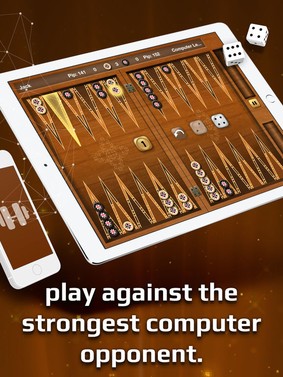 Backgammon Gold PREMIUM Screenshots