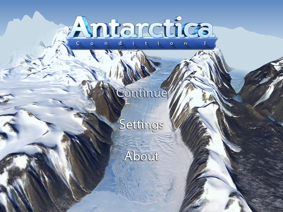 Antarctica Condition I Screenshots