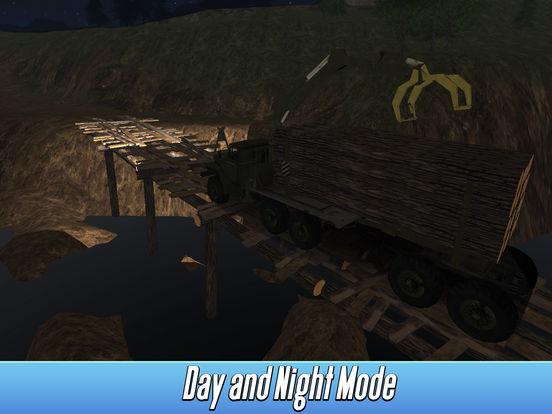 Скачать игру Logging Truck Simulator 3D