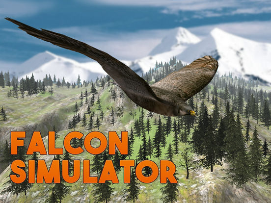 Wild Falcon Survival Simulator 3D Full на iPad