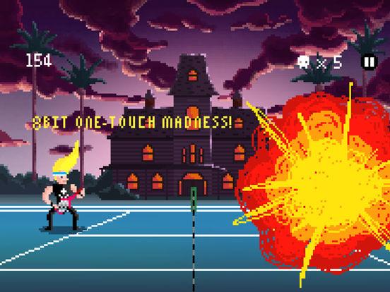 Heavy Metal Tennis Training screenshot 7