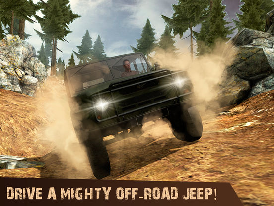 Jeep Offroad Parking Adventure 3D Full Screenshots