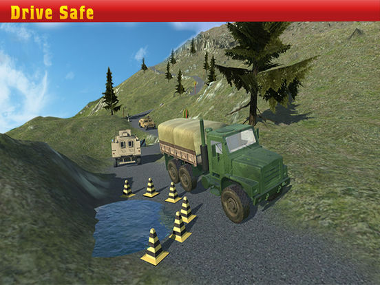 Off Road Army Jeep Race Pro Screenshots