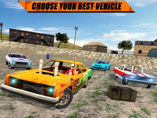 Скачать игру Whirlpool Car Derby 3D