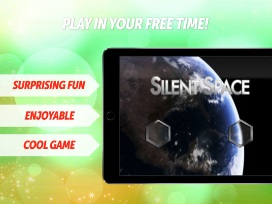 Silent Space - Simon Says game for the ears! iPad Screenshot 1