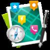 商务地图标注与管理工具 xPoint for Mac