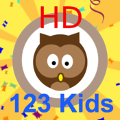 123 kids MA for Mac icon