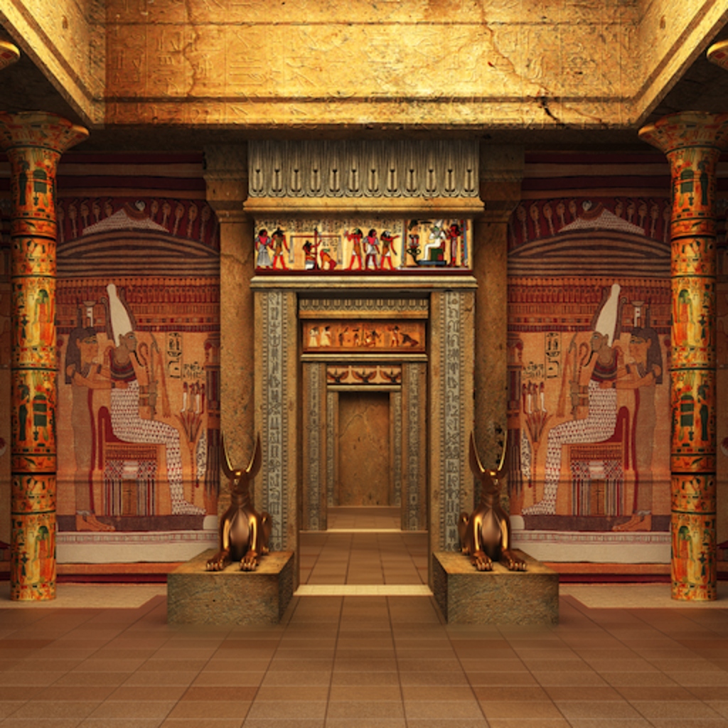 Mac App Store - Hidden Objects Egyptian Palace
