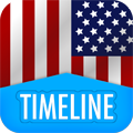Timeline - U.S. History for iPhone