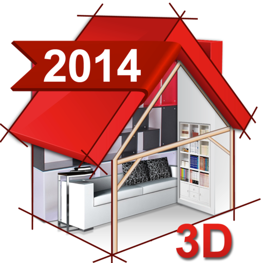Architecte 3d d co int rieure 2014 by avanquest north america for Architecte 3d avanquest