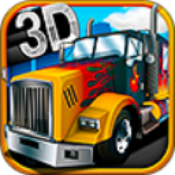 3D American Truck For Mac