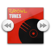 iTunes音樂播放控件 GrowlTunes