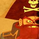 Langbein und der Pirat Ohnenase
