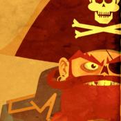 长腿 和 没鼻子海盗