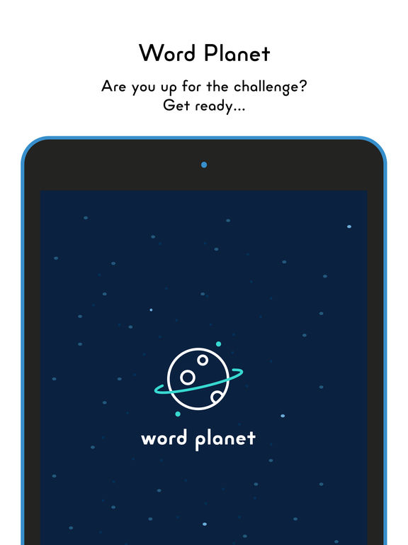 Dreamr Launch New Addictive Mobile Game Word Planet for iOS and Android Image