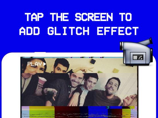 VHS Cam - Add Retro Effect and Camera Filter Screenshot