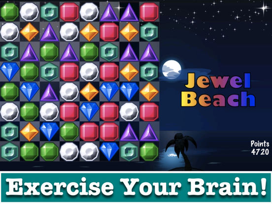 Jewel Beach! iPad Screenshot 2